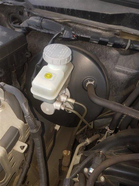 Главный тормозной цилиндр Suzuki Escudo TD54W J20A 2007