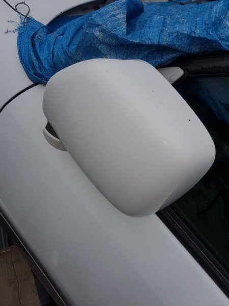 Зеркало Toyota Land Cruiser UZJ100 2UZ-FE 2003 переднее левое