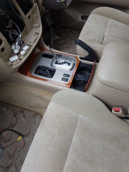 Консоль акпп Toyota Land Cruiser UZJ100 2UZ-FE 2003