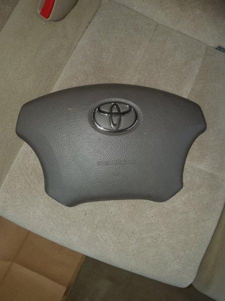 Аирбаг на руль Toyota Land Cruiser UZJ100 2UZ-FE 2003