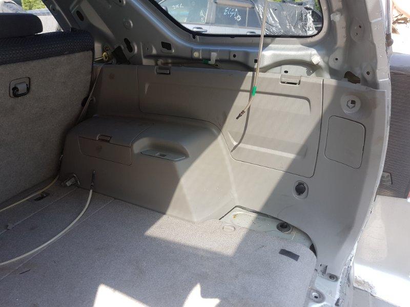 Обшивка багажника Toyota Surf TRN215 2TR-FE 2005 задняя правая