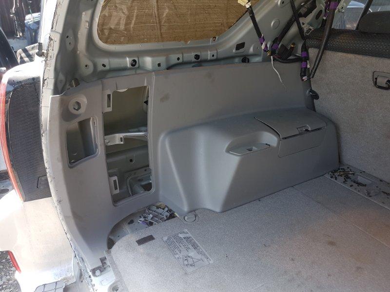 Обшивка багажника Toyota Surf TRN215 2TR-FE 2005 задняя левая