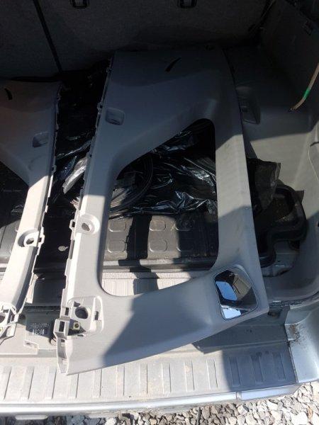 Обшивка багажника Toyota Surf TRN215 2TR-FE 2005 задняя правая верхняя