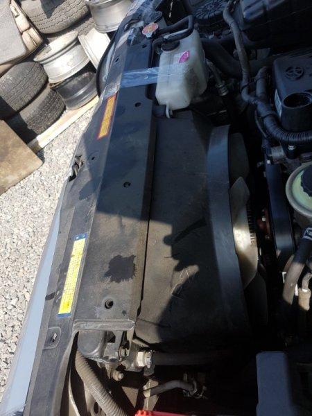 Радиатор основной Toyota Surf TRN215 2TR-FE 2005