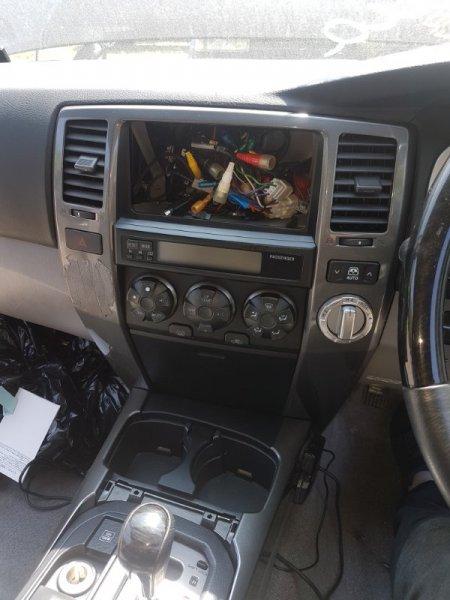 Блок управления климат-контролем Toyota Surf TRN215 2TR-FE 2007