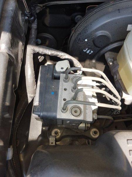 Блок abs Toyota Surf TRN215 2TR-FE 2007