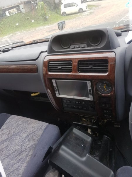 Центральная консоль Toyota Land Cruiser Prado KZJ95 1KZ-TE 1996
