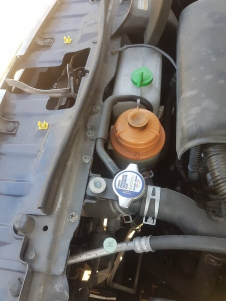Радиатор двс Suzuki Escudo TD54W J24B 2009