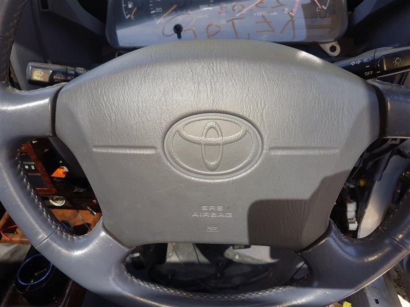 Аирбаг на руль Toyota Land Cruiser Prado KZJ95 1KZ-TE 1997