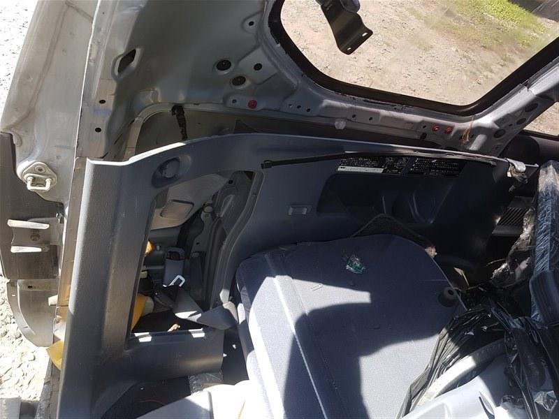 Обшивка багажника Toyota Land Cruiser Prado KZJ95 1KZ-TE 1997 задняя левая