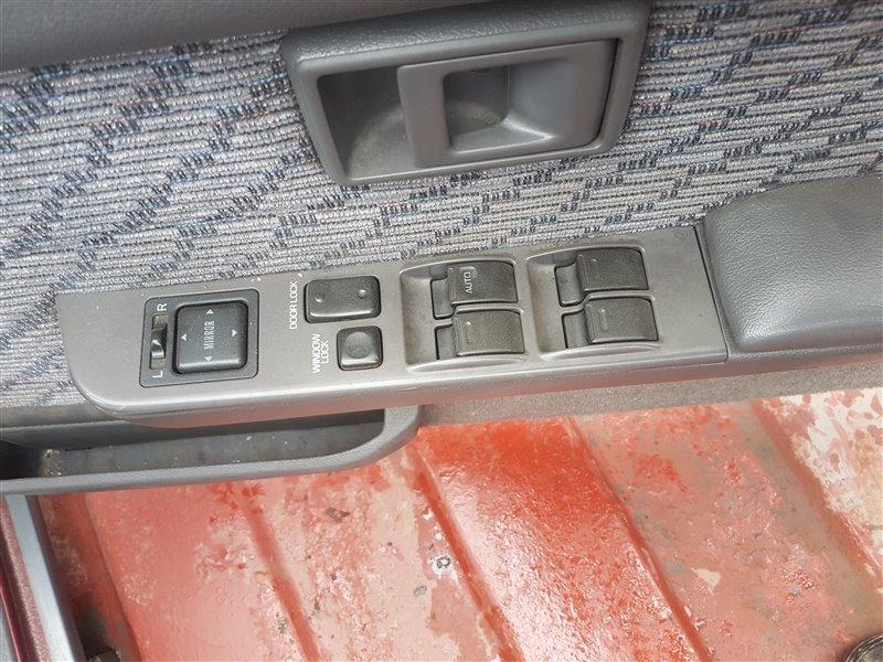 Блок управления стеклами Toyota Hilux Surf VZN130 3VZ-E