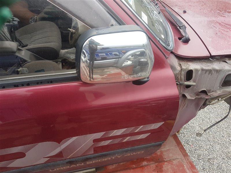 Зеркало Toyota Hilux Surf VZN130 3VZ-E переднее правое