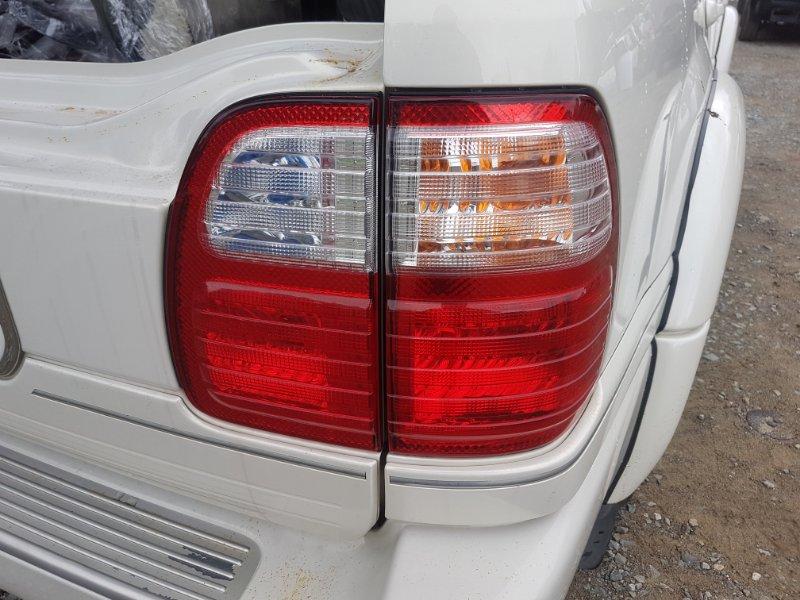 Стоп-сигнал Toyota Land Cruiser Cygnus UZJ100 2UZ-FE 2000 задний правый