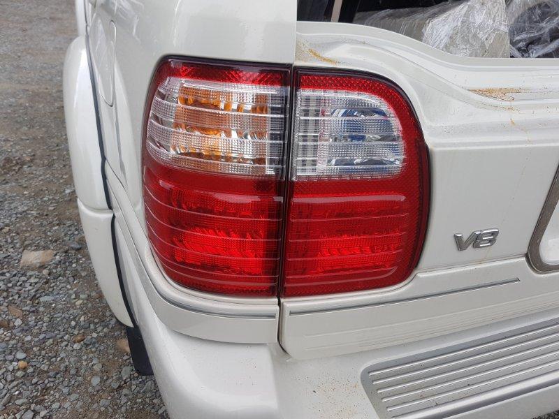 Стоп-сигнал Toyota Land Cruiser Cygnus UZJ100 2UZ-FE 2000 задний левый