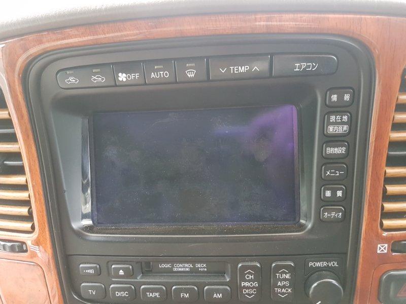 Блок управления круиз-контролем Toyota Land Cruiser Cygnus UZJ100 2UZ-FE 2000