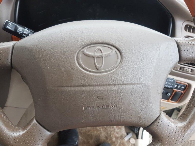 Аирбаг на руль Toyota Land Cruiser Cygnus UZJ100 2UZ-FE 2000