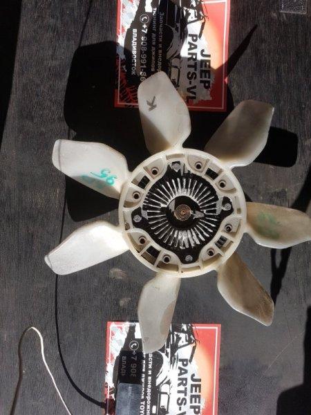 Вентилятор с вязкостной муфтой Toyota Land Cruiser Prado KDJ95 1KD-FTV 2000