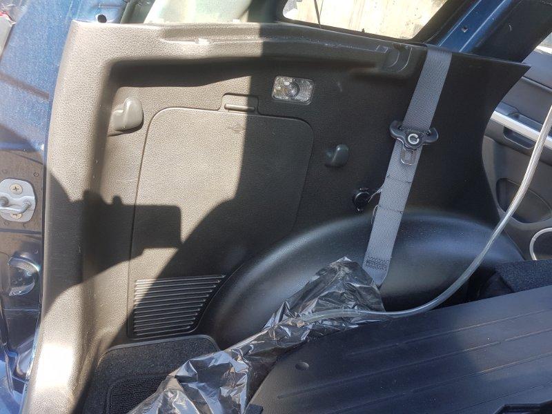 Обшивка багажника Suzuki Escudo TD54W J24B 2009 задняя левая