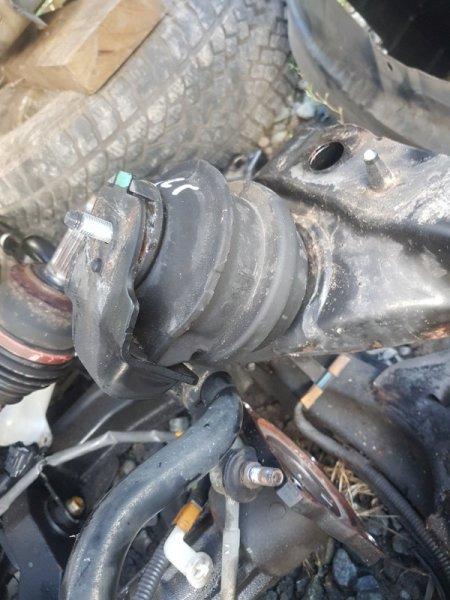 Подушка двигателя Suzuki Escudo TD54W J24B 2009 левая