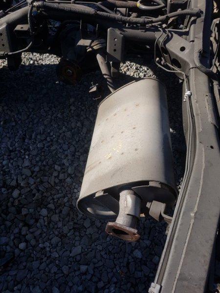 Глушитель Nissan Safari WTY61 ZD30