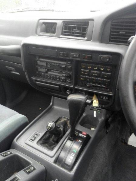 Консоль акпп Toyota Land Cruiser 80 1995