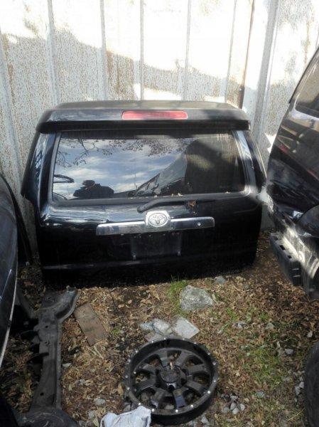 Дверь 5 Toyota Hilux Surf 215 задняя