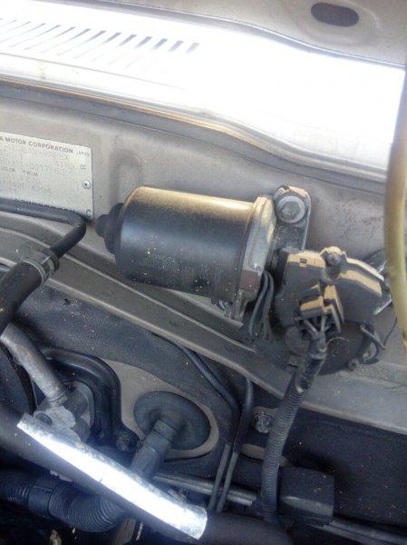 Мотор дворников Toyota Land Cruiser HDJ81 1HD