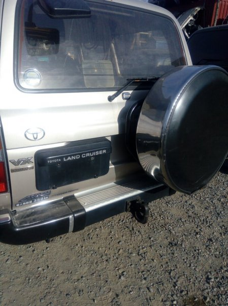 Дверь 5 Toyota Land Cruiser HDJ81 1HD нижняя