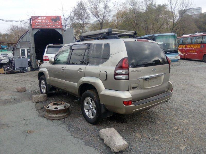 Чулок моста Toyota 4Runner UZJ120 2TRFE задний