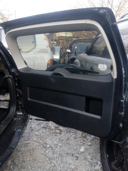 Дверь 5 Suzuki Escudo TDA4W J24B задняя