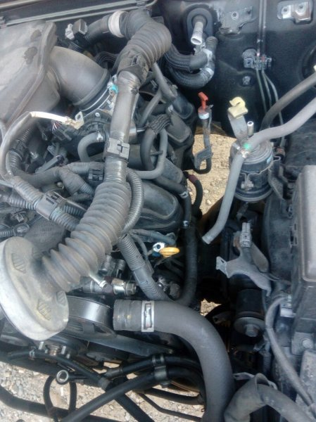 Акпп Toyota Hilux Surf TRN215 2TR 2007