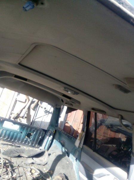 Обшивка потолка Toyota Land Cruiser 80