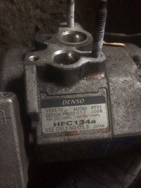 Компрессор кондиционера Toyota Hilux Surf 215 2TR