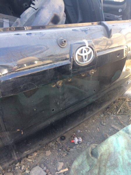 Подсветка номера Toyota Hilux Surf 215