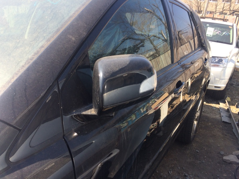 Зеркало Toyota Harrier GSU35 2GR левое