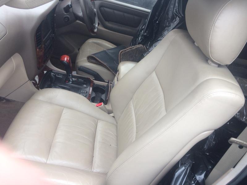 Комплект сидений Toyota Land Cruiser Cygnus UZJ100 2UZ-FE 2005