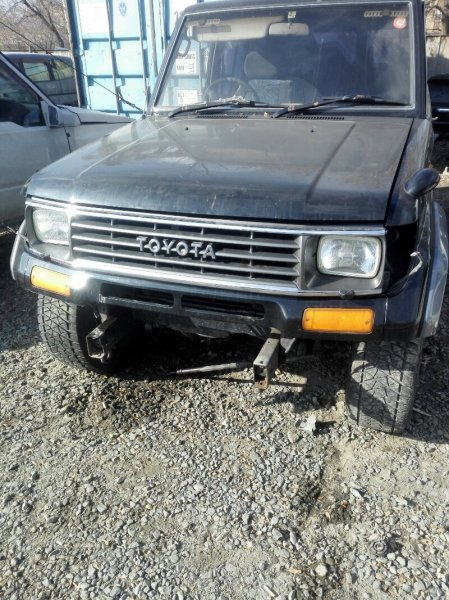 Ковер пола Toyota Land Cruiser Prado 78