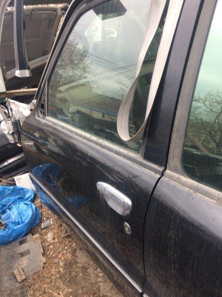 Дверь Nissan Safari 61 передняя левая