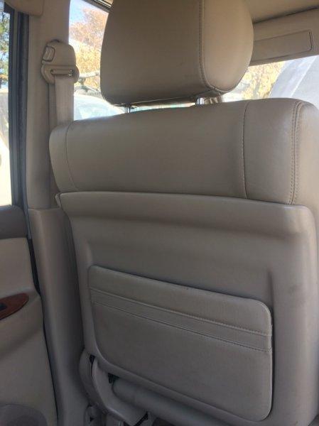 Сидение Toyota Land Cruiser Cygnus UZJ100