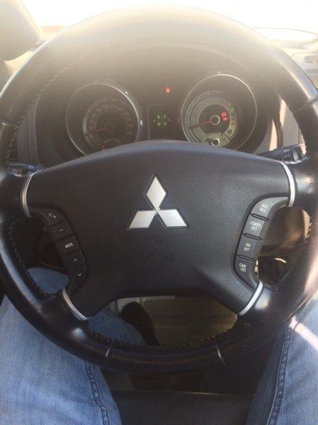 Рулевая колонка Mitsubishi Pajero V87W 6G75