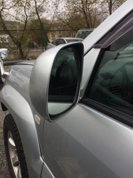 Зеркало Toyota Land Cruiser Prado VZJ120 5VZFE левое