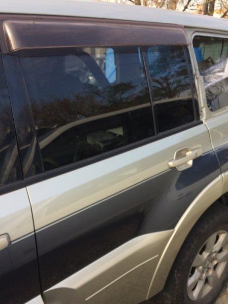 Дверь Mitsubishi Pajero V98W 4M41 задняя левая
