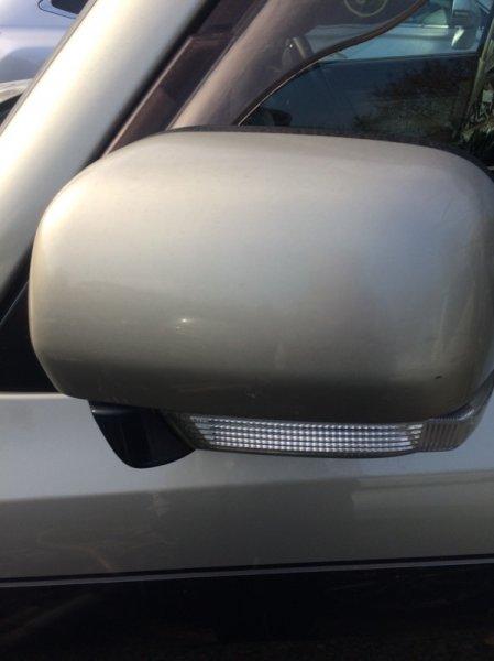 Зеркало Mitsubishi Pajero V98W 4M41 левое