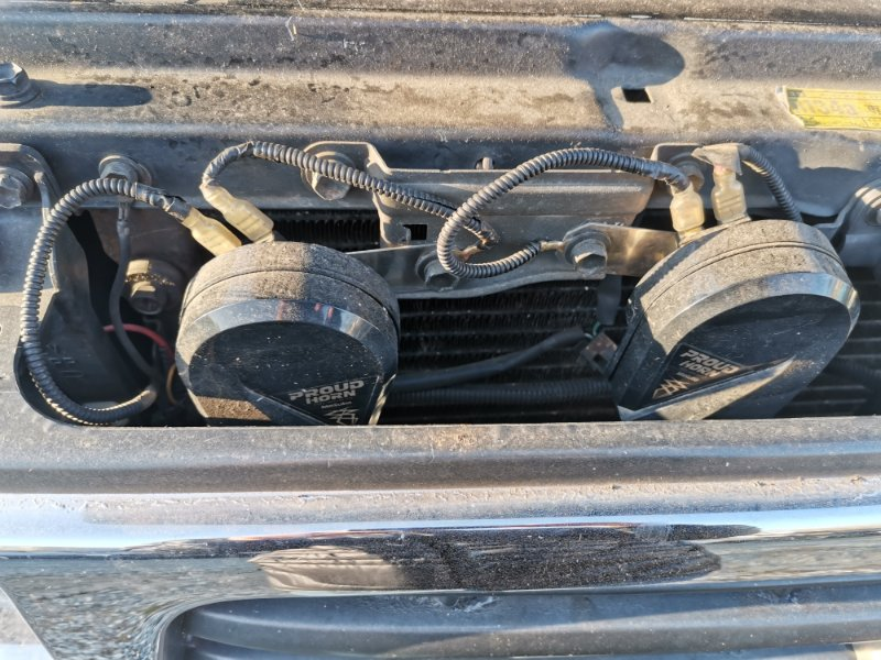 Звуковой сигнал Toyota Land Cruiser HDJ81 1HD-FT