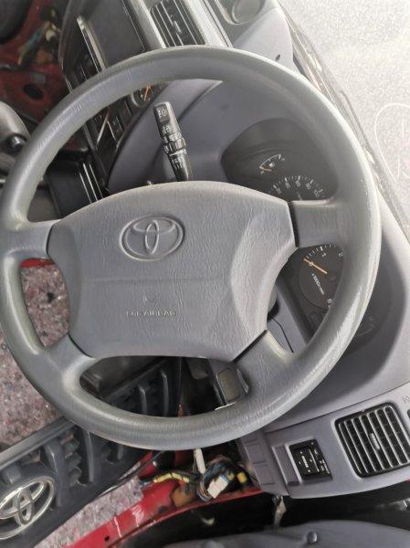 Airbag водительский Toyota Land Cruiser Prado KZJ90 1KZ