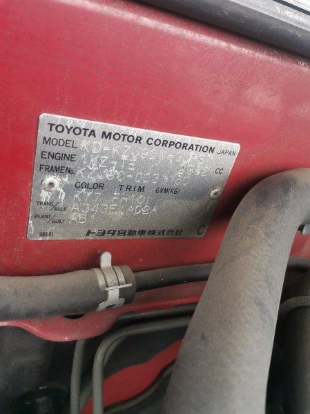 Акпп Toyota Land Cruiser Prado KZJ90 1KZ