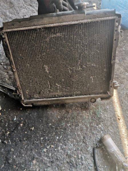 Радиатор основной Nissan Atlas 8F23