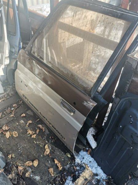 Дверь Toyota Land Cruiser Prado 78 передняя левая