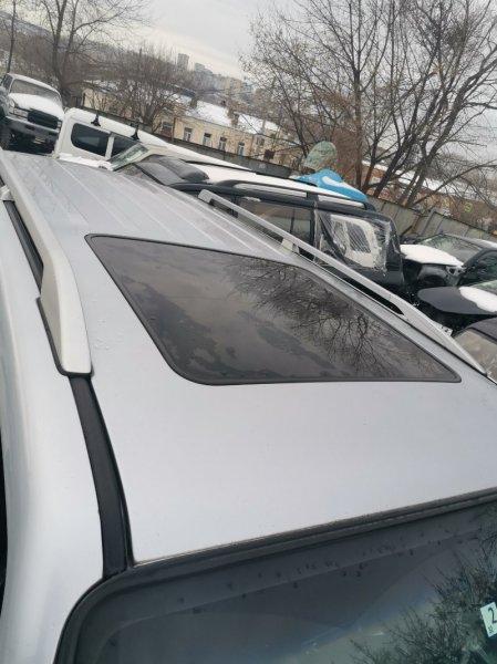 Рейлинги на крышу Mitsubishi Pajero V97W 6G75