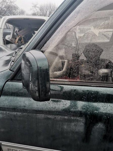 Зеркало Toyota Land Cruiser HDJ81 1HD-FT левое
